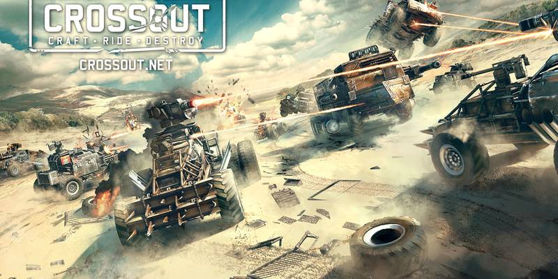 Crossout entra in open beta