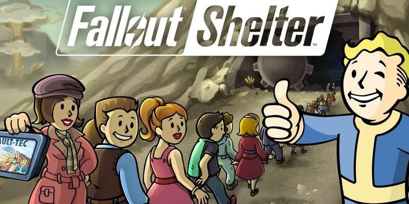 Fallout Shelter disponbile su Steam