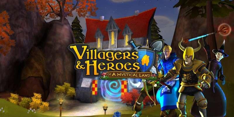 Villagers & Heroes si aggiorna con l'espansione Starfall
