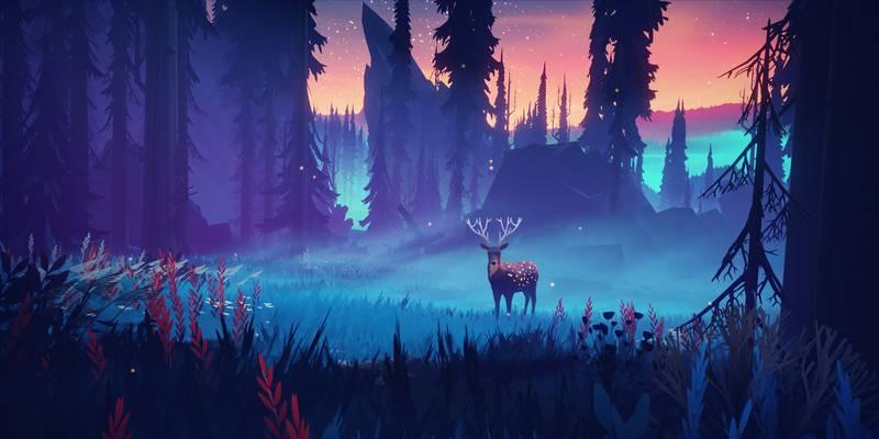 Among Trees: Presentato il nuovo survival di  FJRD Interactive