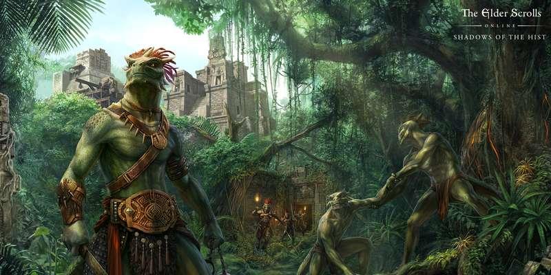 The Elder Scrolls Online: annunciata la data e rilascio il prologo di Murkmire