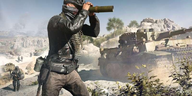 Battlefield V: Le vendite del mercato retail sono molto inferiori alle aspettative
