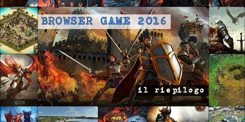 Migliori Browser Game italiani 2016: 12 giochi di guerra, ruolo, azione, sport e strategia