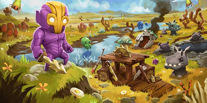 Epic games Store: Amnesia e Crashlands disponibili gratuitamente