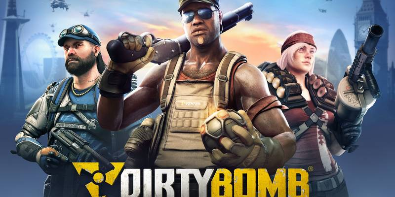 Dirty Bomb: Disponibile la versione 1.0 del free to play di Splash Damage
