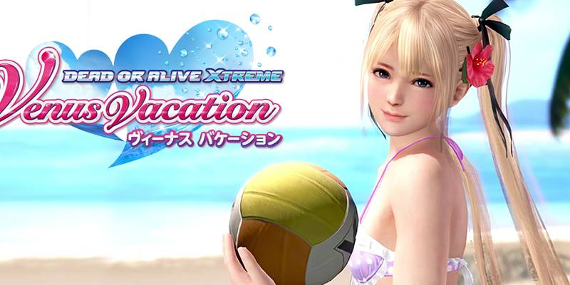 DEAD OR ALIVE Xtreme: Venus Vacation: Annunciato nuovo browser game