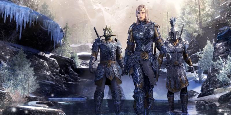The Elder Scrolls Online: Zenimax assicura che il 2019 sarà un grande anno per il gioco