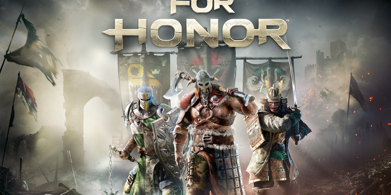 For Honor gratuito per un periodo limitato