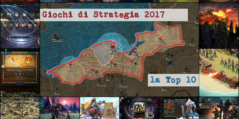 Giochi Online di Strategia: 5 giochi gratis per il 2017