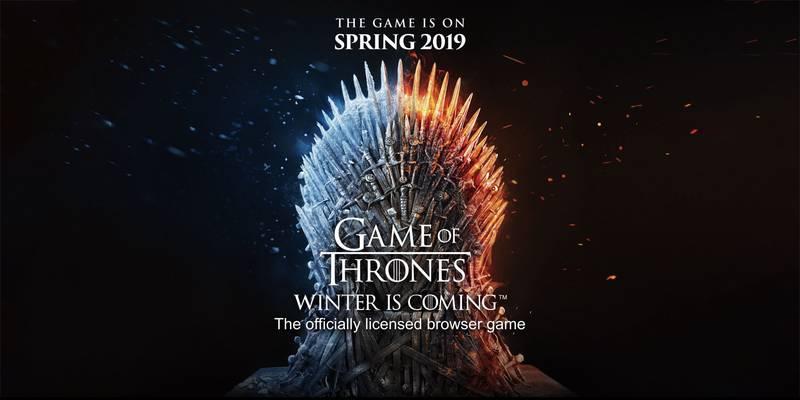Game of Thrones Winter is Coming: Ufficialmente disponibile il nuovo browser game