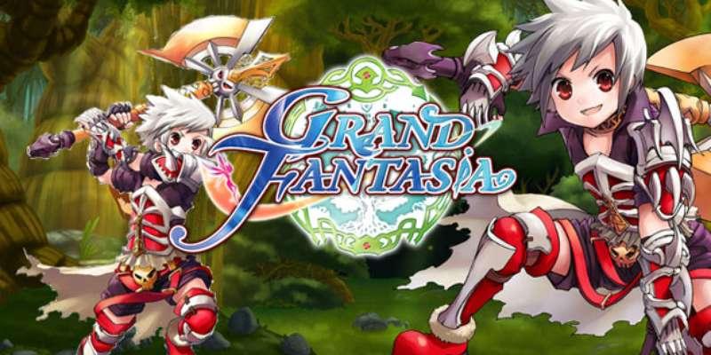 Grand Fantasia: Rilasciato un nuovo, corposo aggiornamento