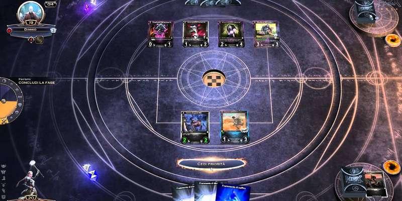 """HEX: Shards of Fate #2 - """"Il deck umano e la nostra prima sconfitta"""""""