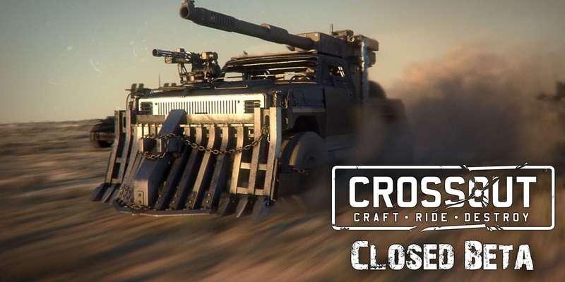 Crossout - Impressioni dalla Closed-Beta