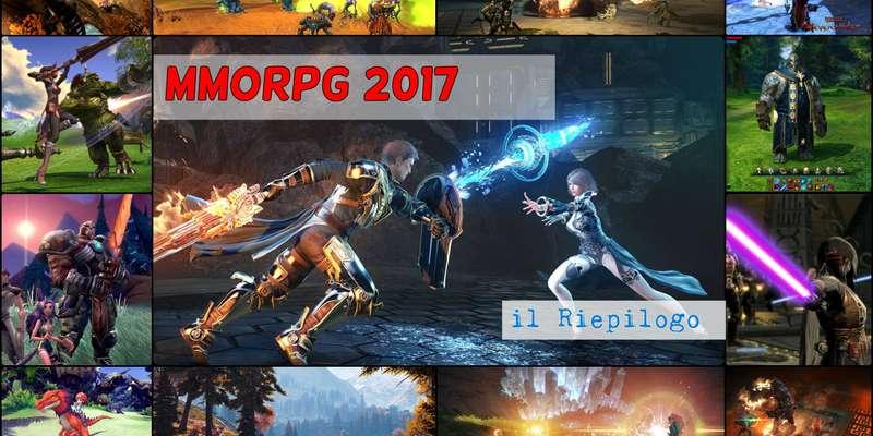 MMORPG 2017: I Migliori Giochi Online di Ruolo Free to Play