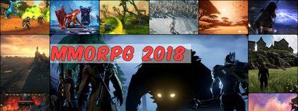 MMORPG 2018: I Migliori Giochi Online in Uscita (e non solo)