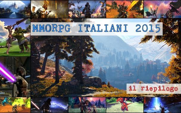 Migliori Giochi MMORPG free2play italiani 2015: un riepilogo