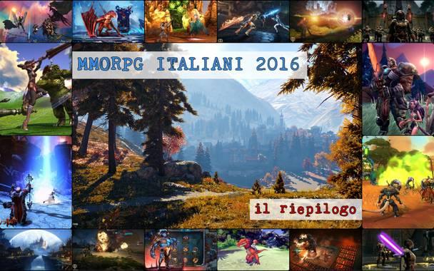 Migliori Giochi MMORPG free to play italiani 2016: un riepilogo