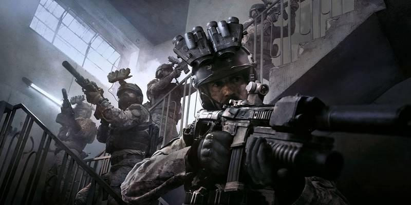 Call of Duty Modern Warfare: Modalità battle royale nel 2020 distribuita come free to play?