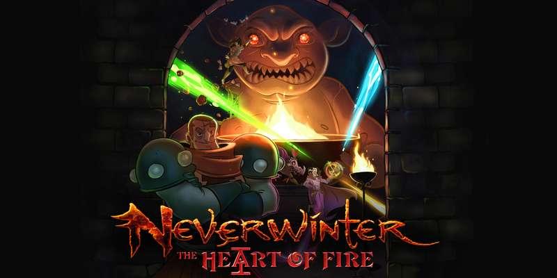 Neverwinter: Disponibile l'espansione The Heart of Fire con una nuova patch