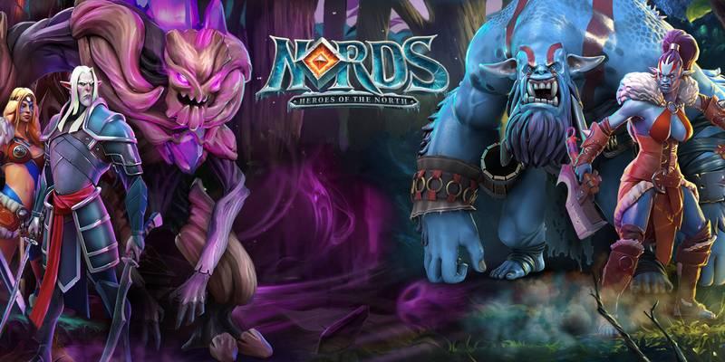 Portali e Riservette in Nords: Heroes of the North
