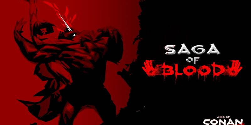 Age of Conan: Online il nuovo legacy server PvP Saga of Blood