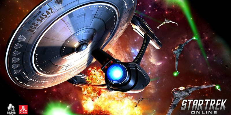 Star Trek Online: Arrivano le navi in versione T6