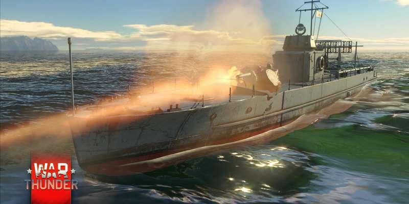 War Thunder - Impressioni dalla CBT navale