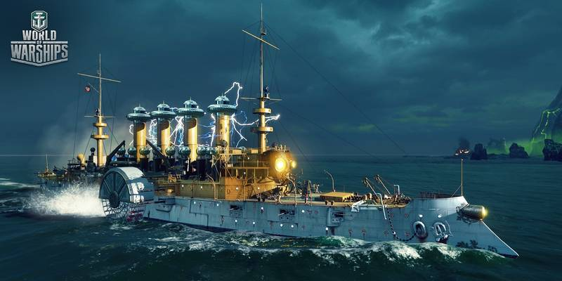 World of Warships: Patch 0.7.10 imminente insieme all'evento di Halloween