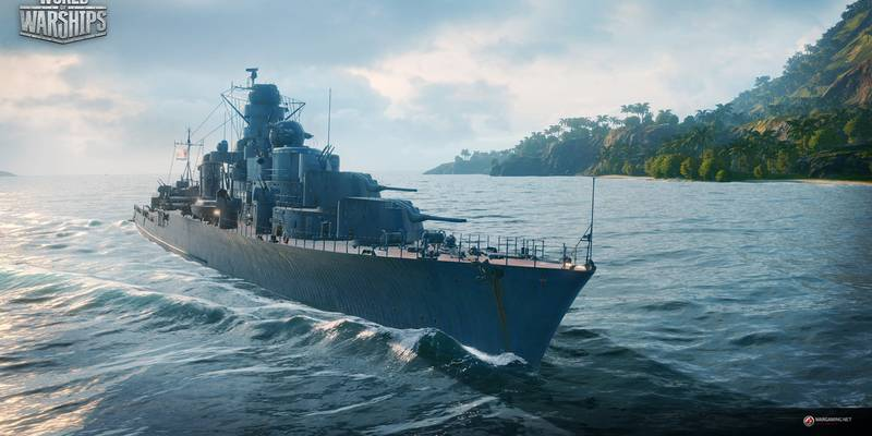 World of Warships: l'evento di Halloween introdurrà i sottomarini