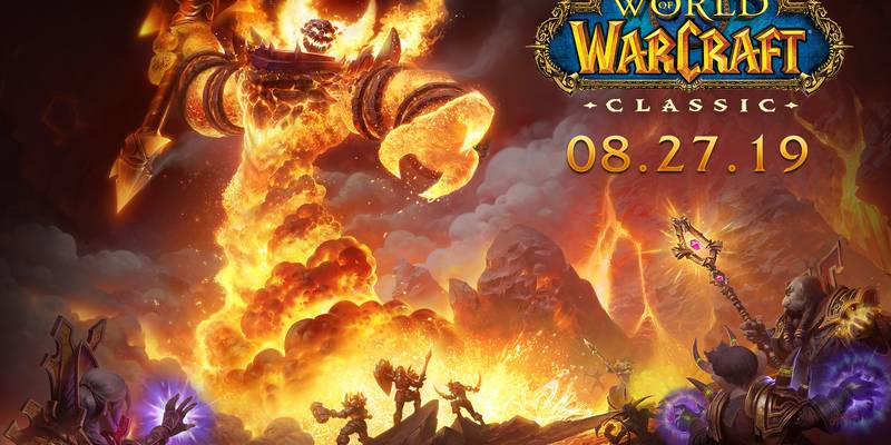 World of Warcraft Classic: Ecco la data d'uscita