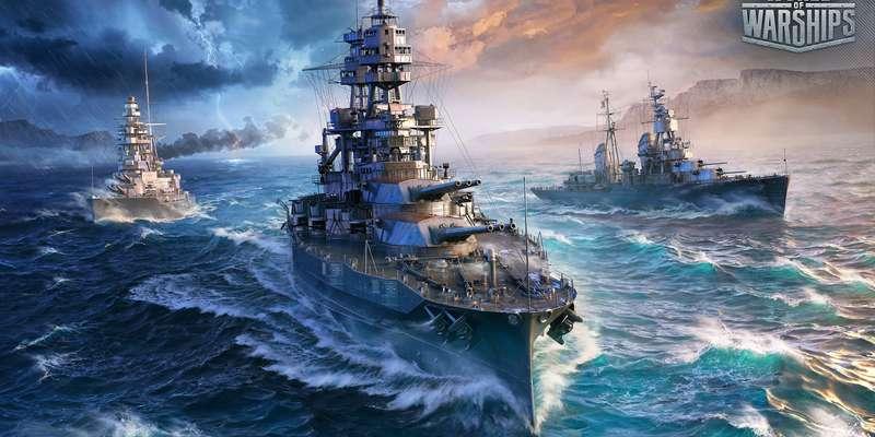 World of Warships: Ecco la nuova modalità Corsa agli Armamenti
