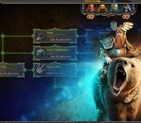 Stormfall: Age of War in-game screenshot 3