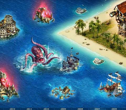 Pirates: Tides of Fortune in-game screenshot 3