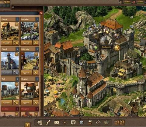 Tribal Wars 2 in-game screenshot 1