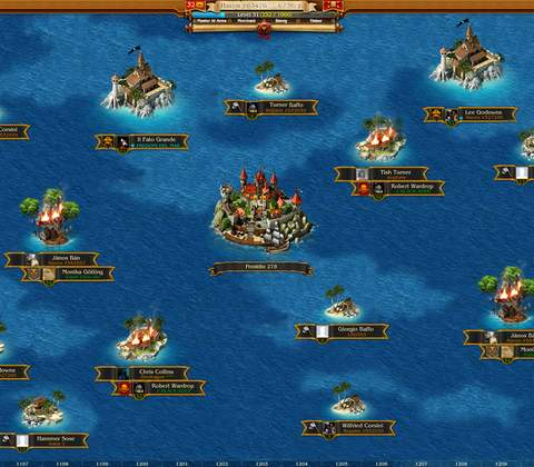 Pirates: Tides of Fortune in-game screenshot 6