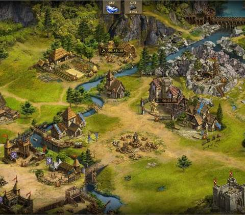 best free online mmo strategy games