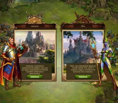 Elvenar in-game screenshot 1