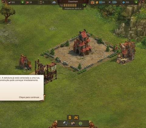Elvenar in-game screenshot 2