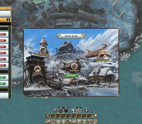 Pirate Storm in-game screenshot 1