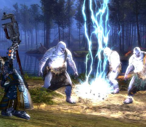 Guild Wars 2 in-game screenshot 3