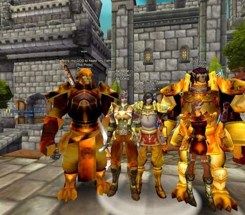 4Story in-game screenshot 2