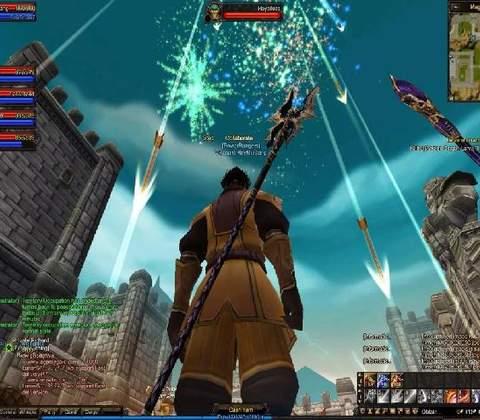4Story in-game screenshot 4