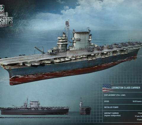 World of Warships in-game screenshot 14
