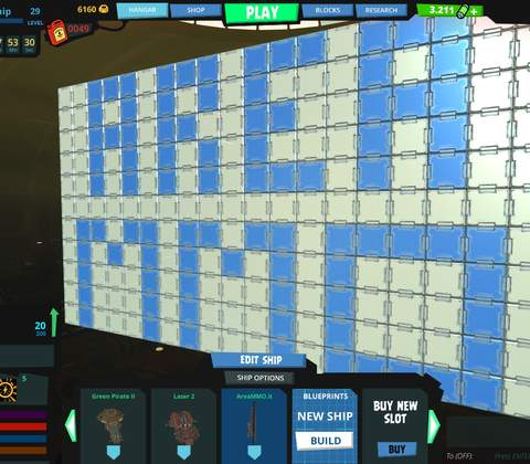 Galactic Junk League in-game screenshot 2