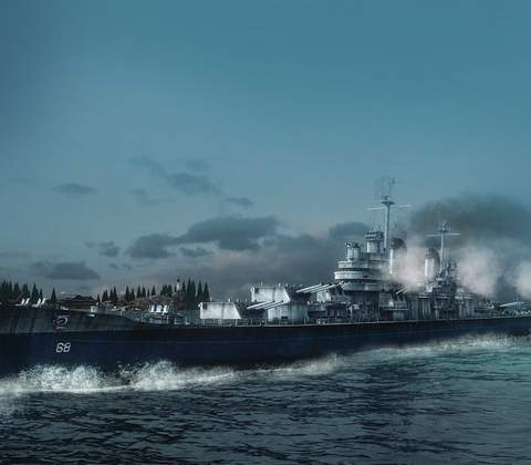 World of Warships in-game screenshot 16