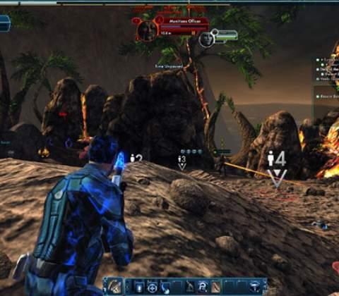 Star Trek Online in-game screenshot 3