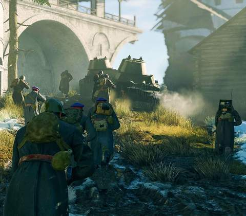 Enlisted in-game screenshot 6