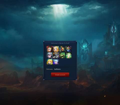 Heroes Evolved in-game screenshot 8