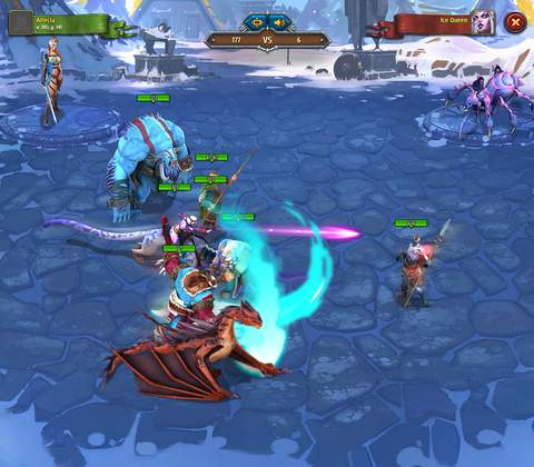 Nords: Heroes of the North in-game screenshot 3