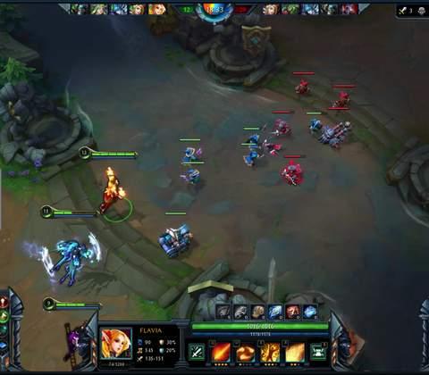 Heroes Evolved in-game screenshot 2